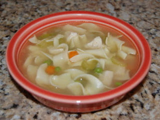 Chicken Noodle Soup For The Soul Recipe