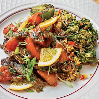 Ethiopian-Style Beef Stir-Fry.
