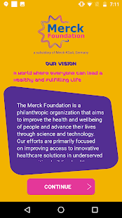 Merck Foundation- screenshot thumbnail