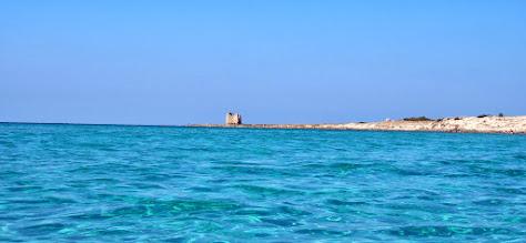 Photo: Torre Sgarrata da Marina di Lizzano