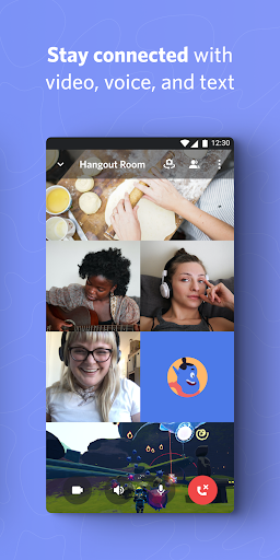 Discord - Talk, Video Chat & Hang Out with Friends 36.5 Screenshots 2