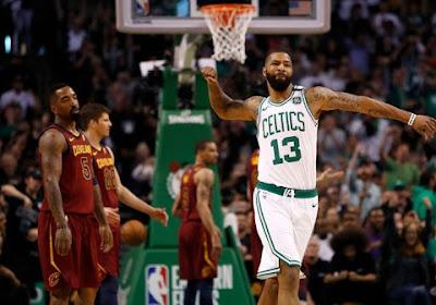 Les Celtics sont en feu