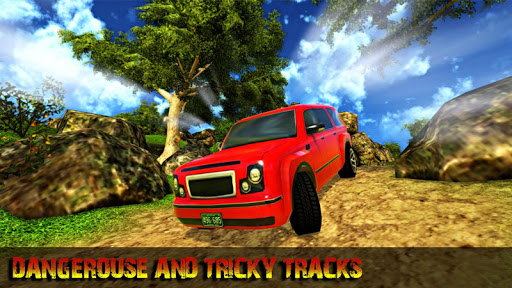 Extreme Offroad Driving Revolution : Spin Tires 1.0 screenshots 2