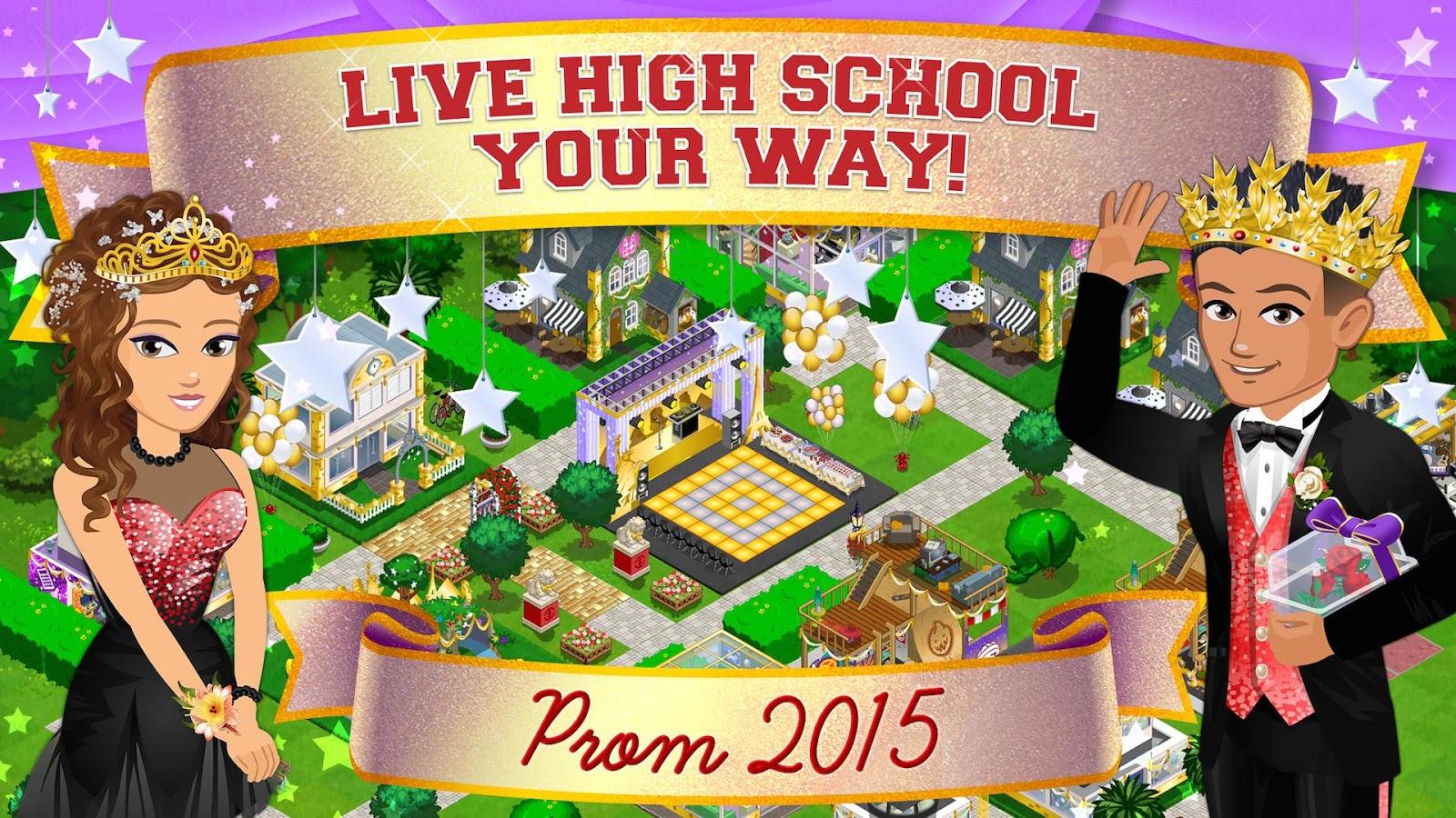 High School Story - screenshot