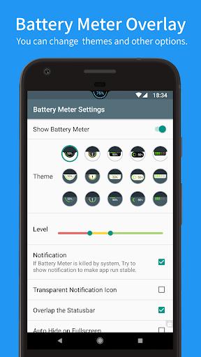 Battery Meter Overlay 3.3.0 screenshots 2