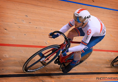 Team Great Britain zit als eerste aan vijfmaal goud op EK baanwielrennen