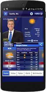 KIRO 7 Weather- screenshot thumbnail