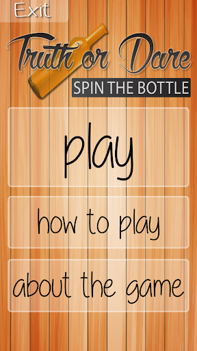 Truth or Dare Spin The Bottle