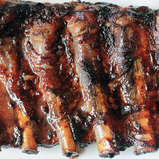 Slow-Roast Tender Chinese Spareribs