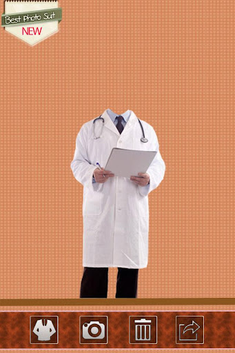 Doctor Suit Photo Maker