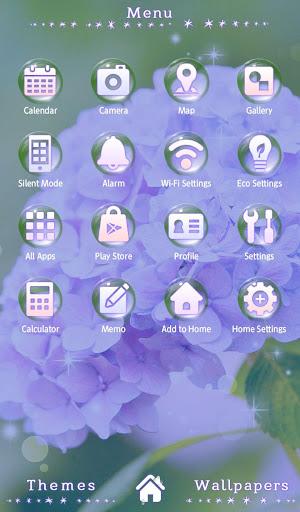 Flower Wallpaper Hydrangea 1.0.0 Windows u7528 2