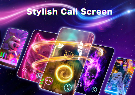 Flash Phone Launcher : Creative Wallpaper & Emoji Screenshot