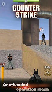 Counter Strike Battlefield: shooting FPS ganes 3D 2