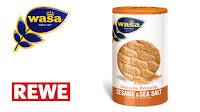 Angebot für Wasa Delicate Round Sesam & Meersalz im Supermarkt - Wasa