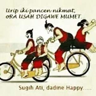 Gambar DP Jawa Gokil Lucu - náhled