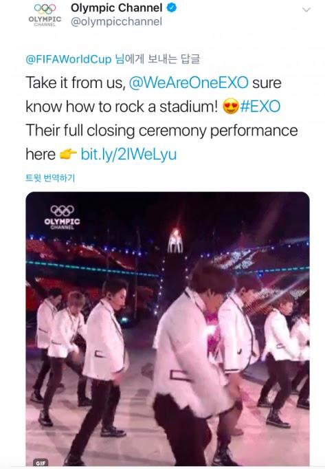 olympic tweet