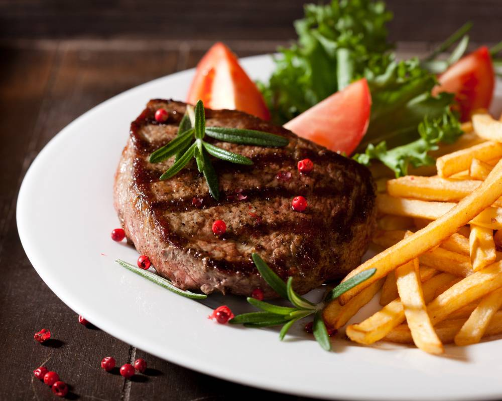 Steak-festijn à volonté - 20 april 2019