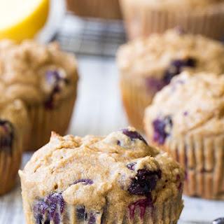 Classic Blueberry Muffins with Cassava Flour {Paleo, Nut Free}.