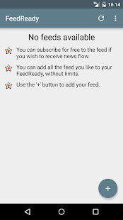 FeedReady- screenshot thumbnail