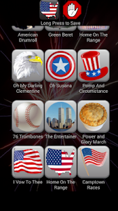 Patriotic Ringtones screenshot 5
