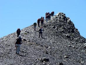 Photo: ¿Cumbre?