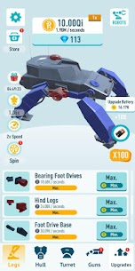 Idle Robots Mod Apk Download For Android and Iphone 6
