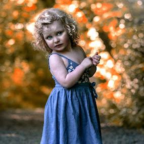 phoebe by Tracey Dobbs - Babies & Children Children Candids ( child, girl, portrait, KidsOfSummer )