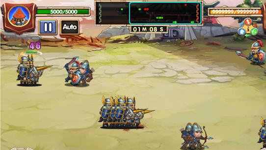 تحميل لعبة clan war مهكرة آخر إصدار 3