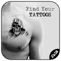 Your Next Tattoos: Find it icon