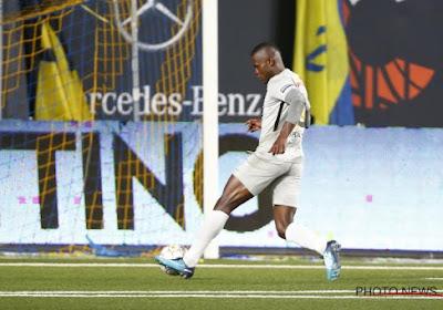 L'attaquant de Genk Samatta est surpris par la trajectoire des carrières de Luyindama et de Bokadi (Standard)