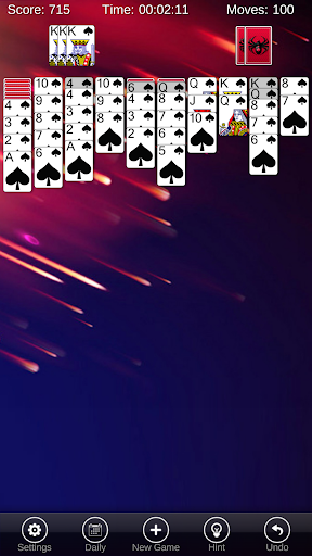 Spider Solitaire Pro ss3