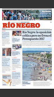 Diario Río Negro- screenshot thumbnail