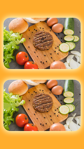 Spot The Differences - Delicious Food Pictures 2 {cheat|hack|gameplay|apk mod|resources generator} 1
