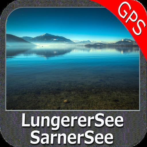 Lake Lungern - Sarnen GPS Map