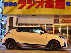 スイフトスポーツ ZC33S 2018年のカスタム事例画像 Yutoさんの2021年01月09日23:44の投稿
