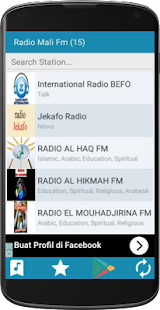 Radio Mali FM- screenshot thumbnail