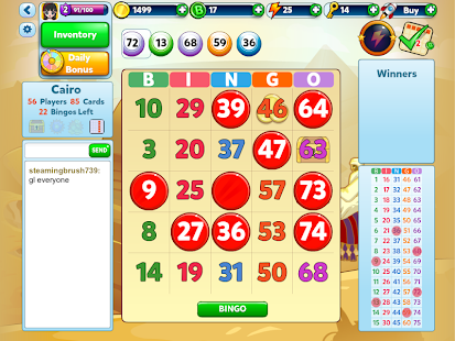 HighScore Bingo and Slots- screenshot thumbnail