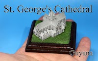 St. George's Cathedral -Guyana-
