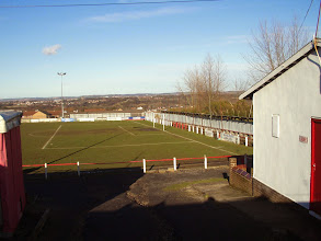 Photo: 21/04/05 - Ground photo taken at BU FC (Northern League) - contributed by Mike Latham
