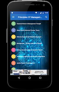 Principle of Management - náhled