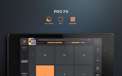 edjing PRO LE - Music DJ mixer 1.06.04 Screenshots 15