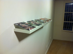 """Photo: Photo installation (2011) from """"Iterating my way into oblivion"""", 2010"""