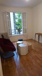 Appartement meublé 2 pièces 31,18 m2