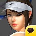 슈퍼스타 테니스 for Kakao icon