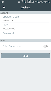 Connect Dialer- screenshot thumbnail