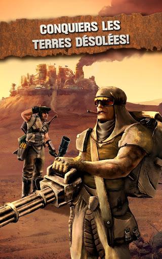 Code Triche Crazy Tribes - MMO de stratu00e9gie apocalyptique APK MOD screenshots 4