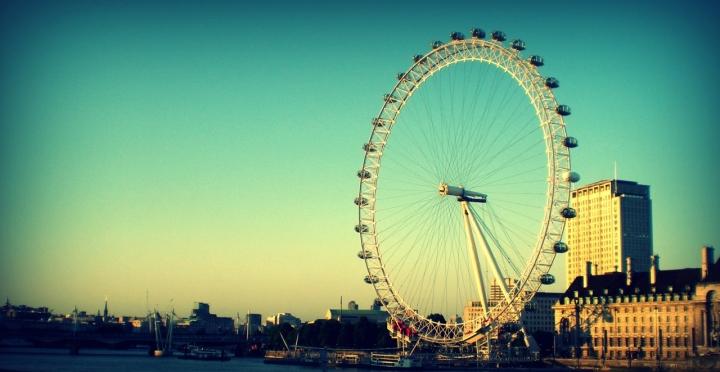 The London Eye di Zichy