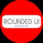 RoundedUI Pie,Samsung,Oreo,Oxygen Substratum Theme icon