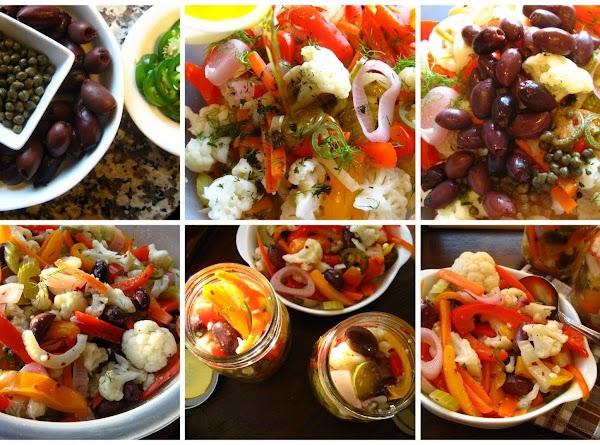 Marinated Salad Featuring Dinner Onions Recipe