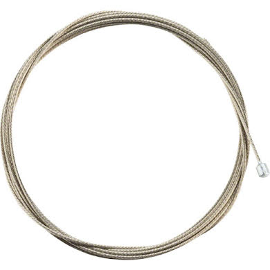 Jagwire Pro Polished Stainless Derailleur Cable 1.1x2300mm, Campagnolo